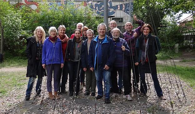 Teilnehmer*innen der Offenen Ateliers 2019